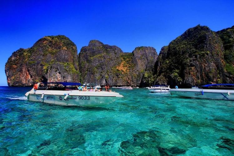 Fun in Thailand - Krabi & Phuket