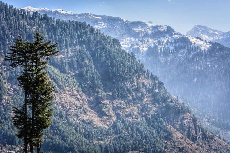 Enchanting Himachal Ex Mumbai with Flights