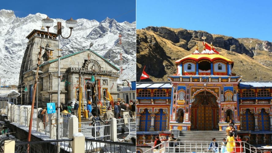 Doorway to the Gods - The Char Dham Yatra