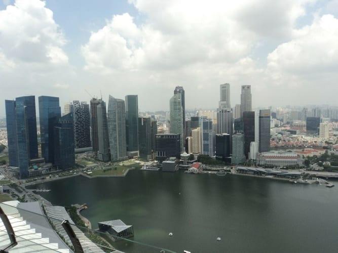 The Singapore Getaway