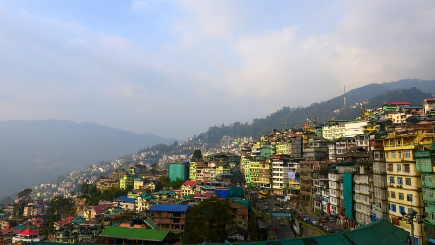 Eastern Delight with Pelling