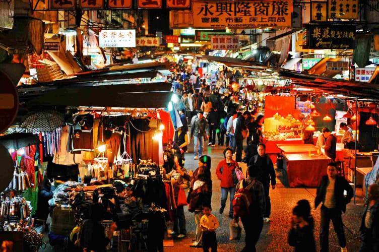 Vibrant Hong Kong and Macau with Endless Fun on Cruise