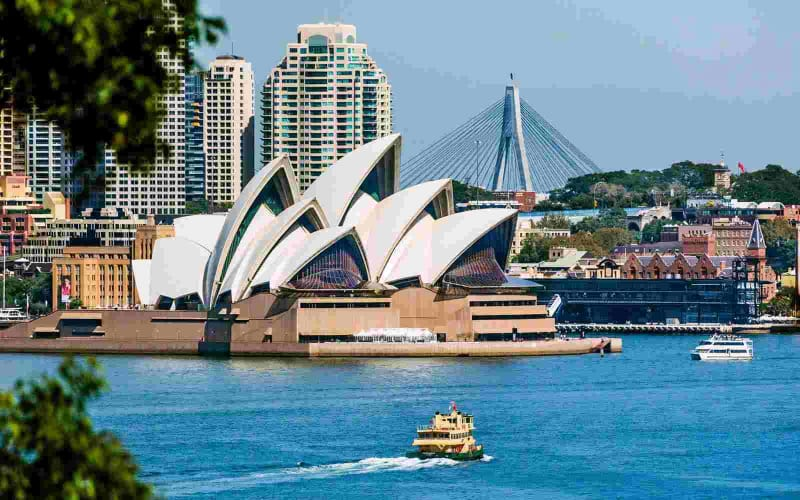 Holiday in Australia with Cruise and Helicopter ride over the reef