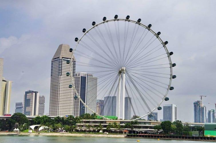 Cruising Holiday in Singapore