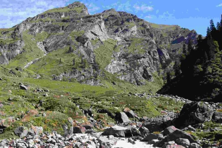 Hampta Pass Trek with Chandratal