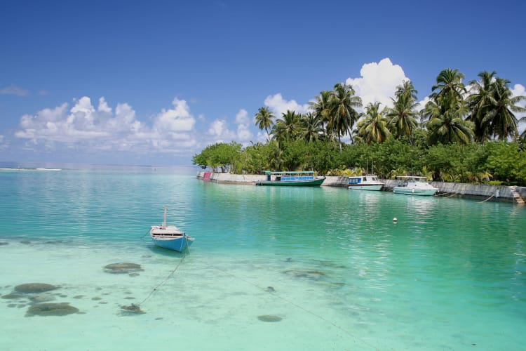 Romantic Maldives - A Honeymoon Escape