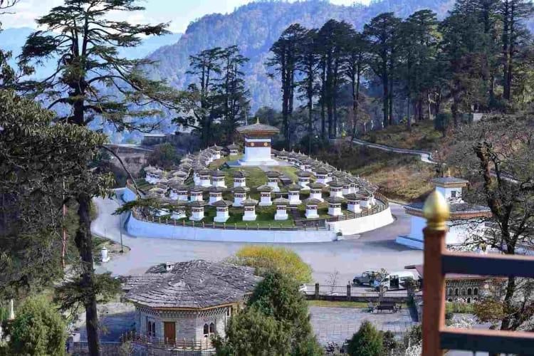 Magical Bhutan - Fly to Paro ex-Mumbai
