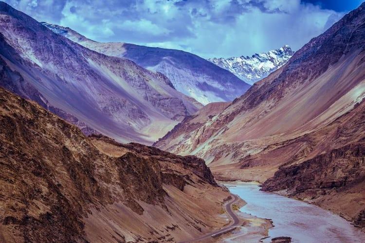 Ladakh Voyage by Motorbike - Ex Delhi