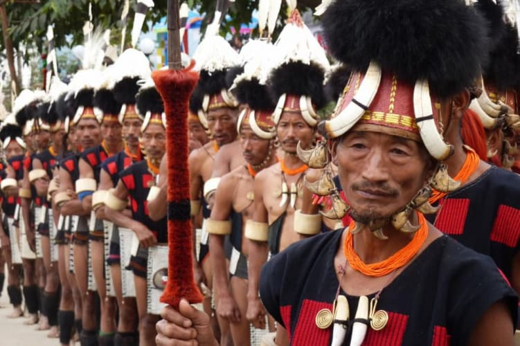 Hornbill Festival Nagaland with Dzukou Valley Trek