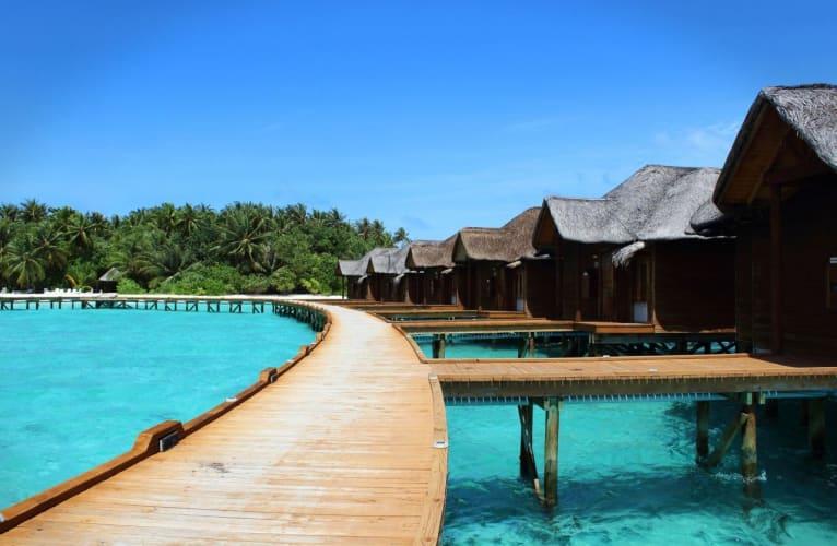 Romantic Vacay in Maldives