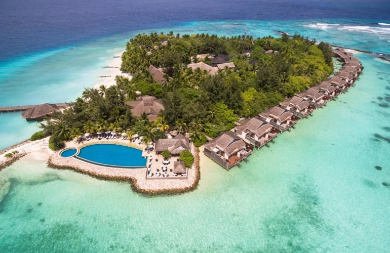Luxurious Vacation in Maldives