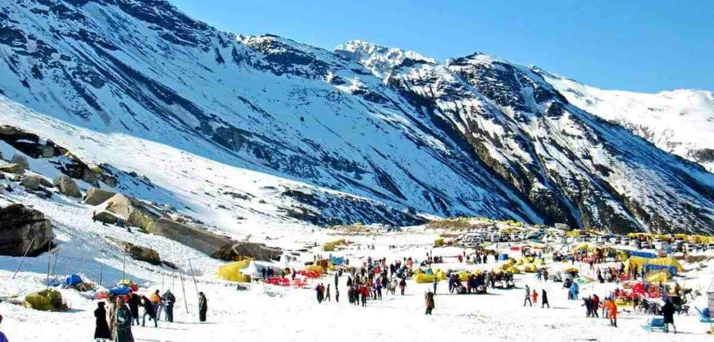 Amazing vacation in Shimla Manali - Ex Delhi