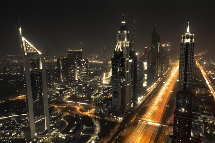 Holiday in Dubai