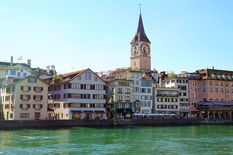 Europe Trip - Paris, Netherland, Germany & Switzerland (Euro Group Tour)