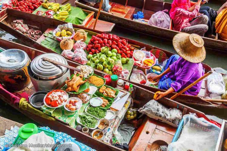 Honeymoon in exotic Thailand - Flight from Delhi
