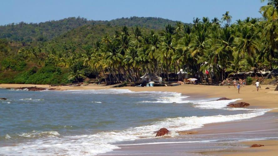 Goa Vacation - All About Sun, Beach & Sand