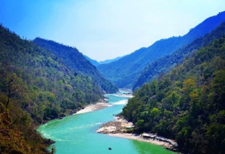 Rishikesh Rafting Adventures; 2 Days Package