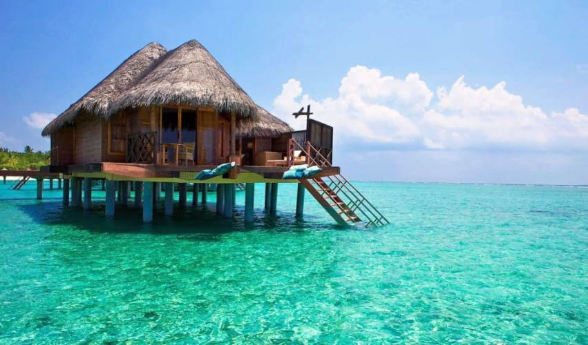 Honeymoon in Paradise Bali