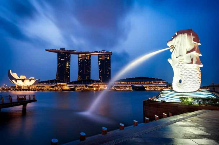 15th August Special - Sizzling Singapore