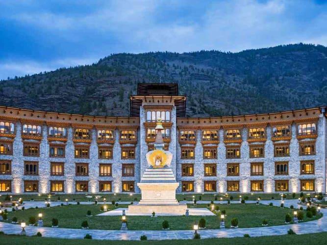 Luxury Escapes of Bhutan