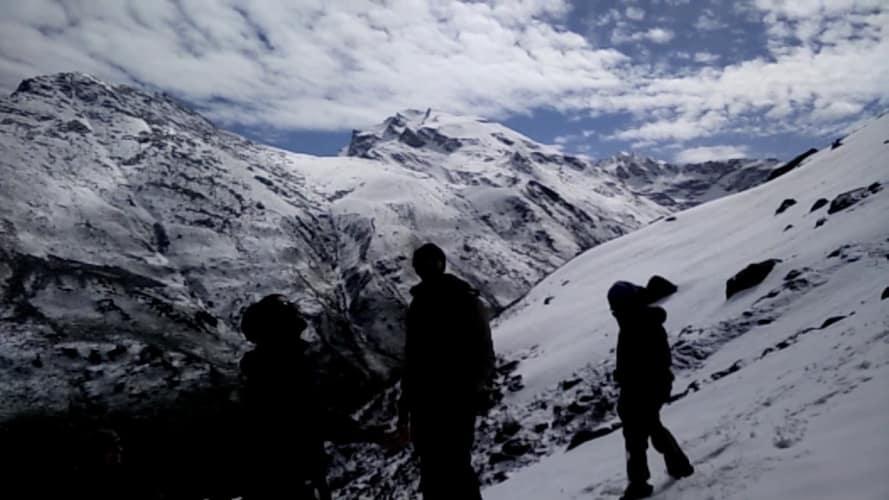 The Mountain Of Lakes Trek - Explore the elusive Futta Saur