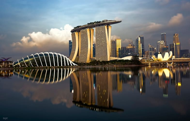 Dazzling Singapore