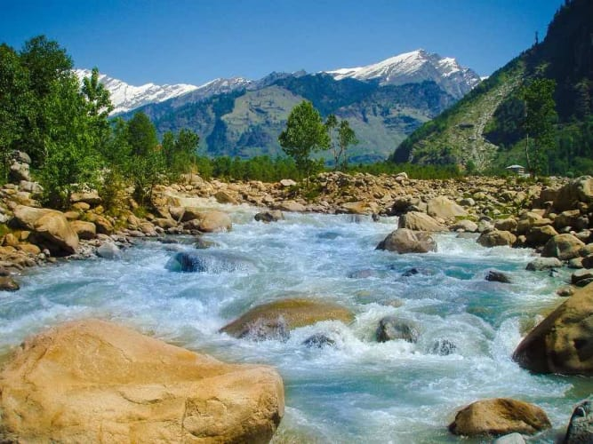 Honeymoon in Himachal; Road trip from Chandigarh