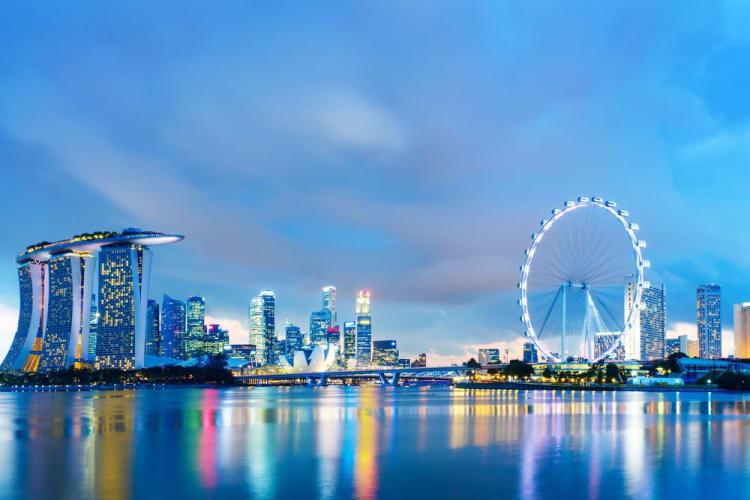 Amhi Travelkar - Singapore Dreams - Winter 2018 ex-Mumbai