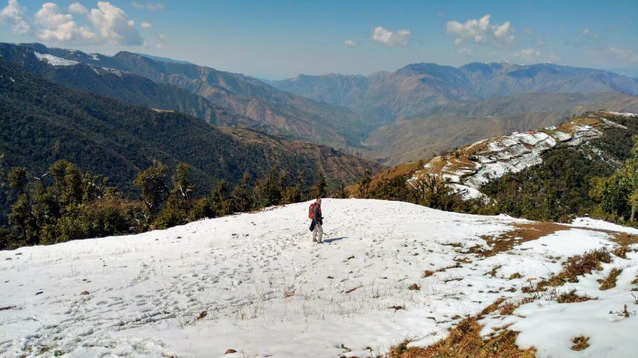 Nag Tibba Trek - Weekend Getaway on Dussehra
