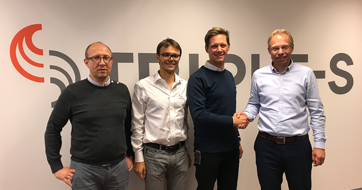 Triple-S er Cisco Norge sin første industrielle partner innen IIoT