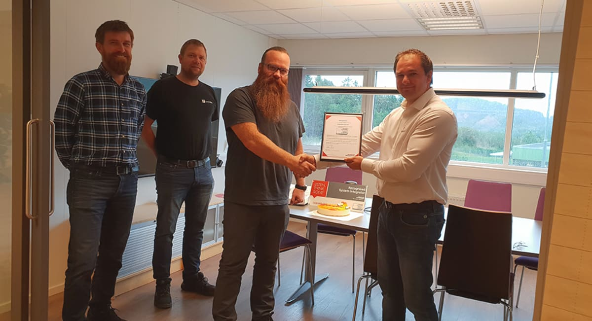 Controltec har blitt Recognized System Integrator hos Rockwell Automation