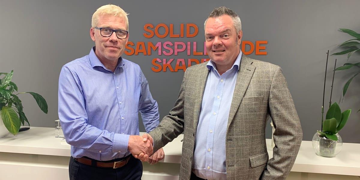 Triple-S inngår samarbeid med Zybersafe
