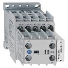 Kontaktor 3-pol 12A AC3 24VAC m/1NO
