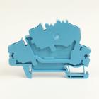 Etasjeklemme 2.5mm2 fjær blå