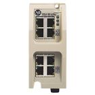 Stratix 6000 8 port managed switch