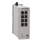 Stratix 2500 Switch, Lightly Managed with 8x10/100BaseT