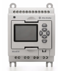 Micro810 PLC 24VDC, 8DI (4 combo 0-10V AI), 4DO, Rele