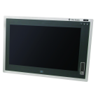 Integrated 17 inch Display Industrial  Computer 256GB SSD