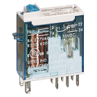 RELE 16A 1-VEKSEL 24VDC TEST+LED