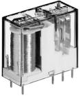 RELE PRINT 8A 2-VEKSEL 24VDC