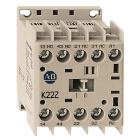 Styrekontaktor 3+1 24VDC spole m/diode