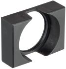 800B 16 mm Push-Button Rectangle Bezel
