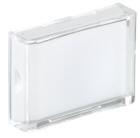 800B 16 mm Push-Button White Lens Cap