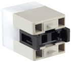800B 16 mm Push-Button Dummy Block
