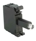 Integrert LED module grønnn 24VAC/DC