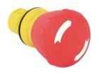 Nødstopp 40mm rød.trykk-vri standard