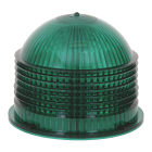 Beacon Green Lens Accessory for Metal Horn Combination Unit