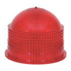 Beacon Red Lens Accessory for Metal Horn Combination Unit