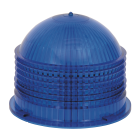 Beacon Blue Lens Accessory for Metal Horn Combination Unit