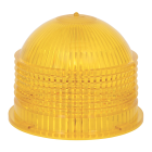 Beacon Yellow Lens Accessory for Metal Horn Combination Unit